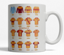 motherwell shirts mug